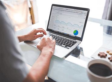 568.67% increase in website traffic.